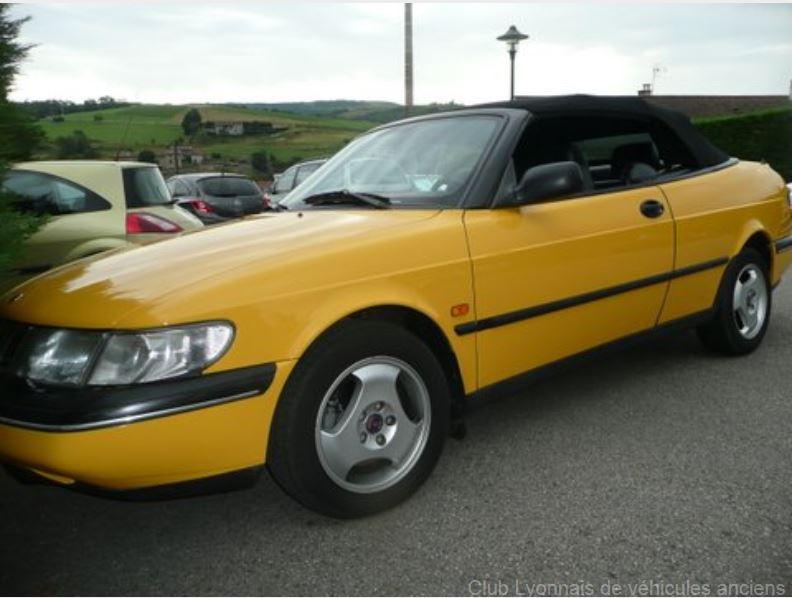 Saab cabriolet